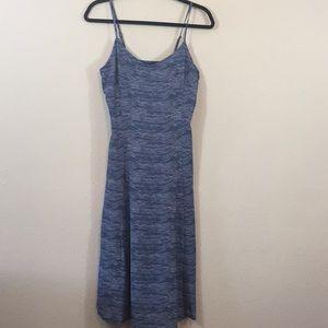 Old Navy Stripes Dress- Sleeveless- Size M